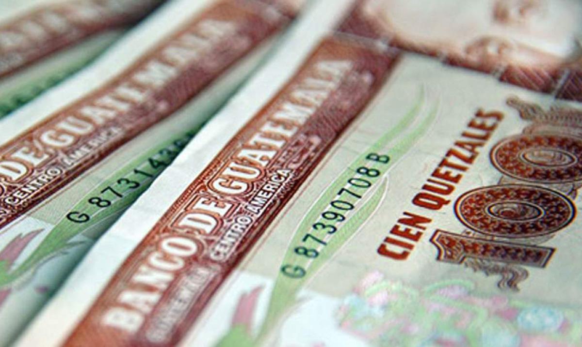 Producto interno bruto (PIB). Economía. Quetzal.