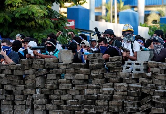 Resolución de OEA por Nicaragua
