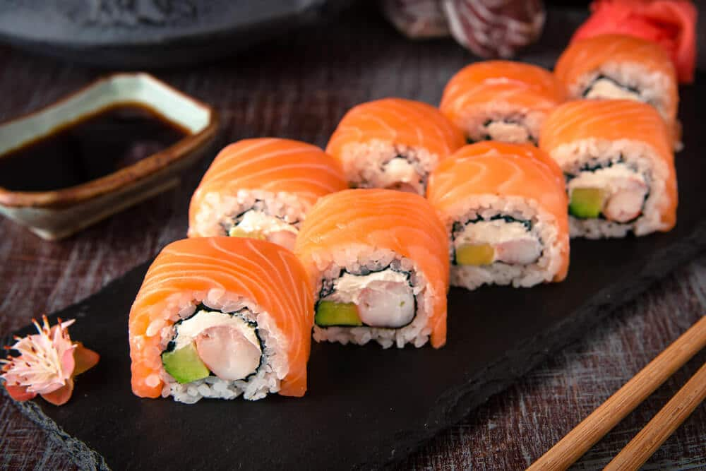 salud sushi bacteria corea del sur amputación