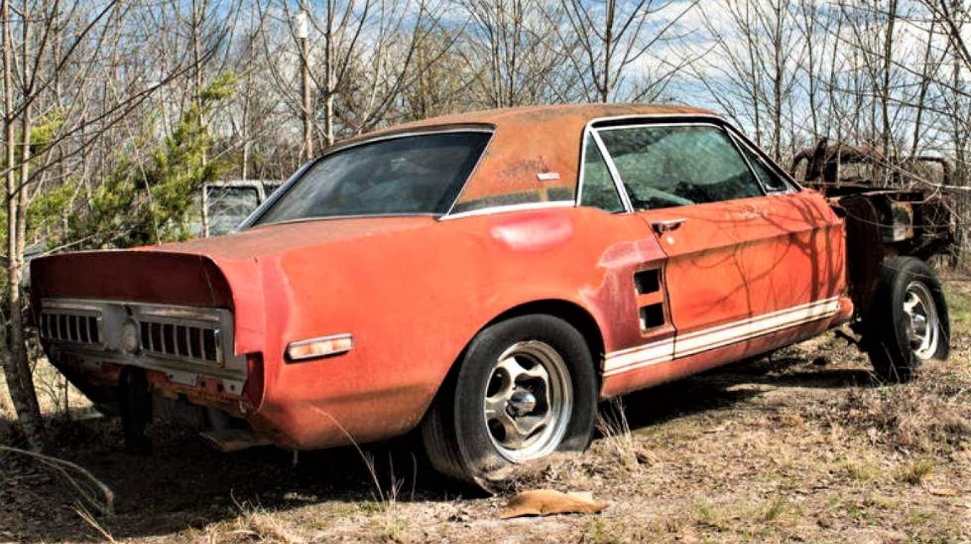 Motor Shelby GT500 EXP Texas Emisoras Unidas