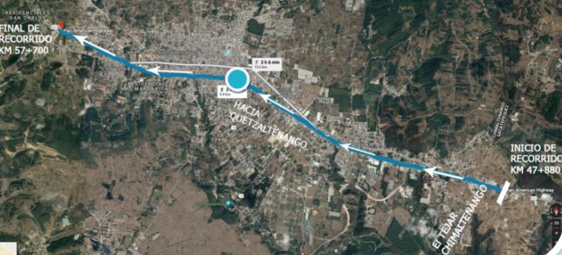 Libramiento de Chimaltenango