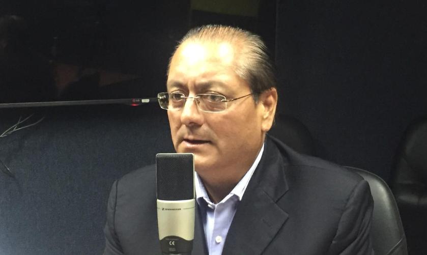 Embajador Byron Escobedo