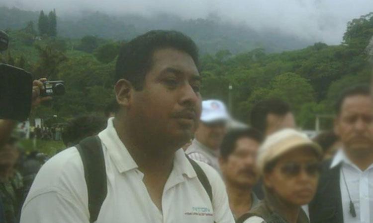 Crimen Periodista Mario Gómez, Yajalón Chiapas México