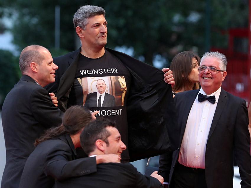 Festival de Cine Venecia Harvey Weinstein Emisoras Unidas