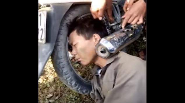 Video viral Ebrio Vietnam