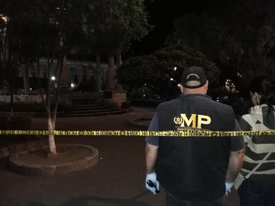 Violencia Crimen Quetzaltenango Centro Histórico Xelajú Emisoras Unidas Guatemala
