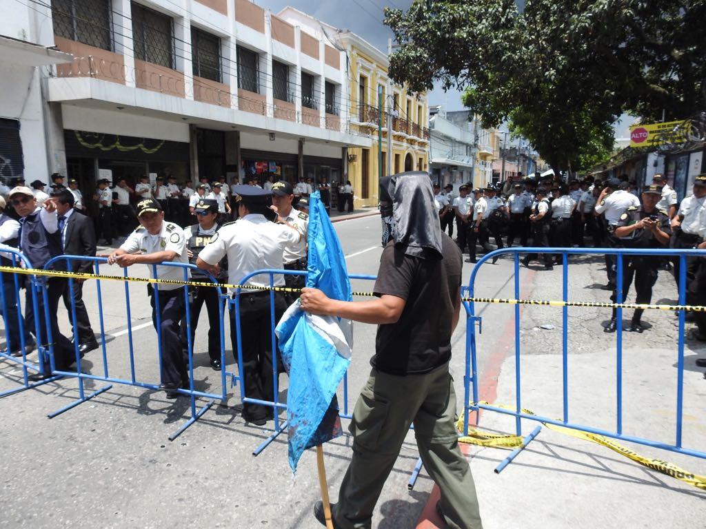 Manifestación de CODECA