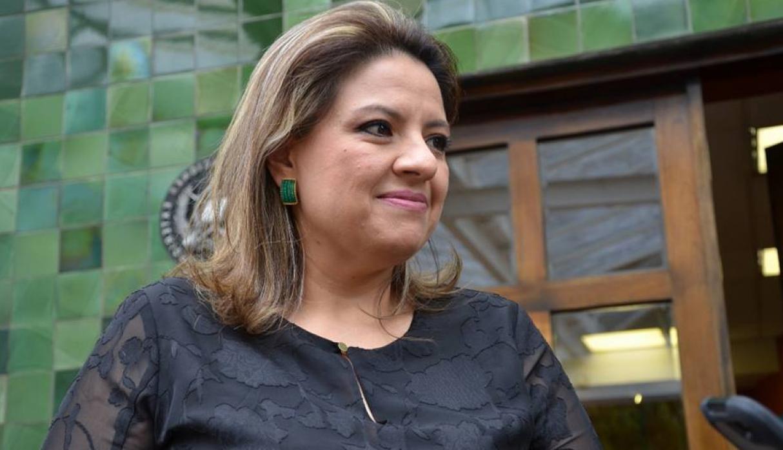 Canciller Sandra Jovel habla de Belice