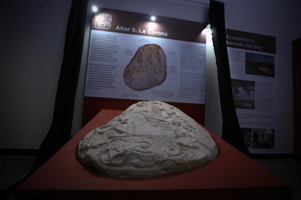 Proyecto arqueológico La Corona