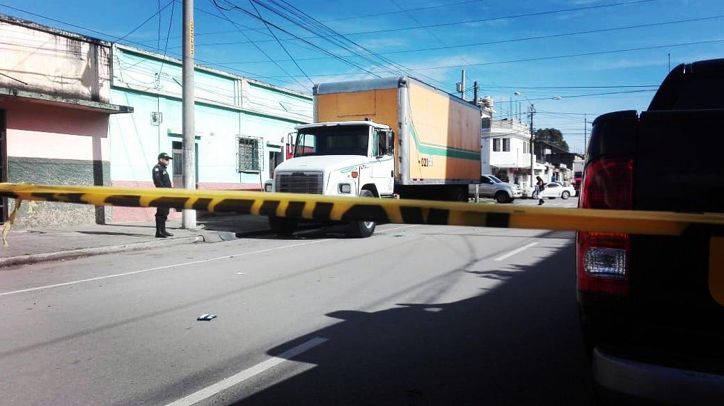Violencia ataque armado camión recolector de basura zona 3 Guatemala Emisoras Unidas