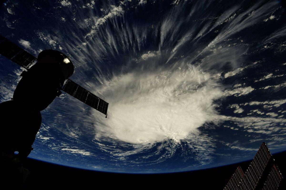 Video Viral NOAA huracán Florence Estados Unidos Emisoras Unidas