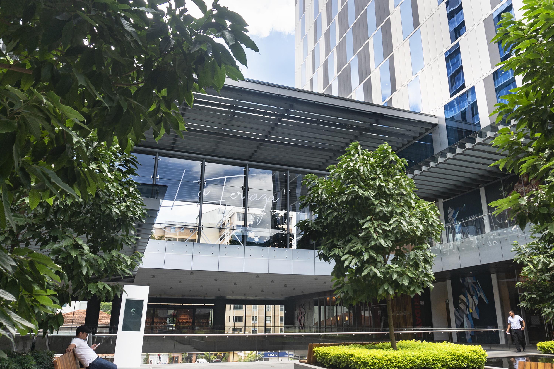 El Centro Comercial Avia Inauguro La Terraza Emisoras Unidas 89 7fm