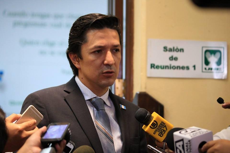 Ministro habla de elecciones generales