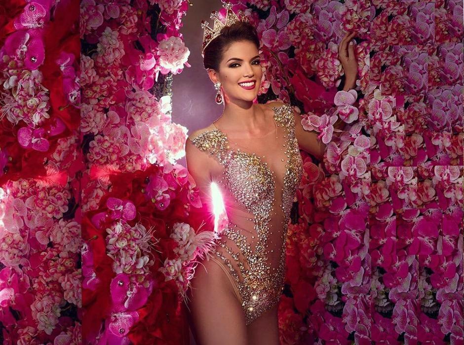 reina de belleza venezuela