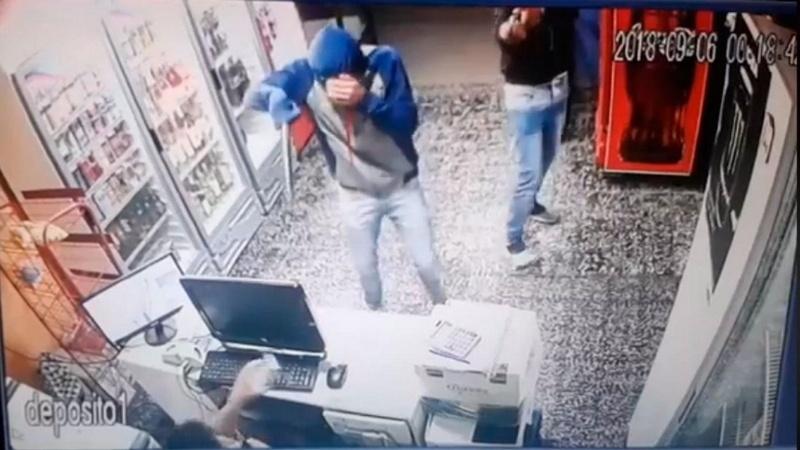 Video Viral Asalto Concepción Tucumán Argentina Emisoras Unidas