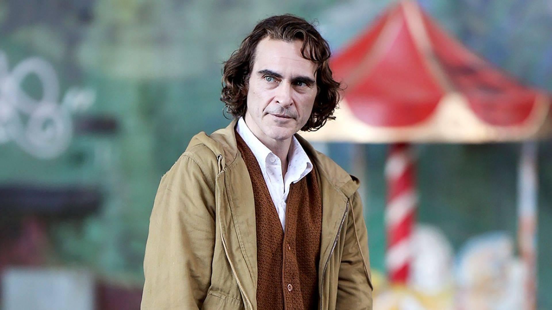 Cine Joaquin Phoenix El joker