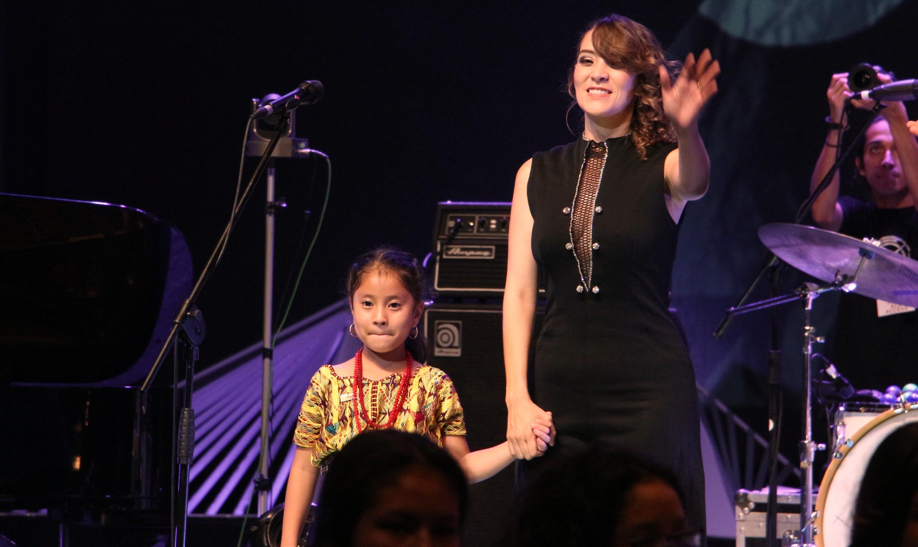 Gaby Moreno brindará Concierto Navideño en Quetzaltenango