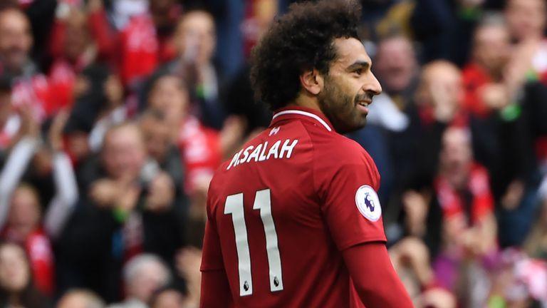 Video Viral Fútbol Liverpool Mohamed Salah