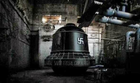 Nazi teoría conspiración Die Glocke