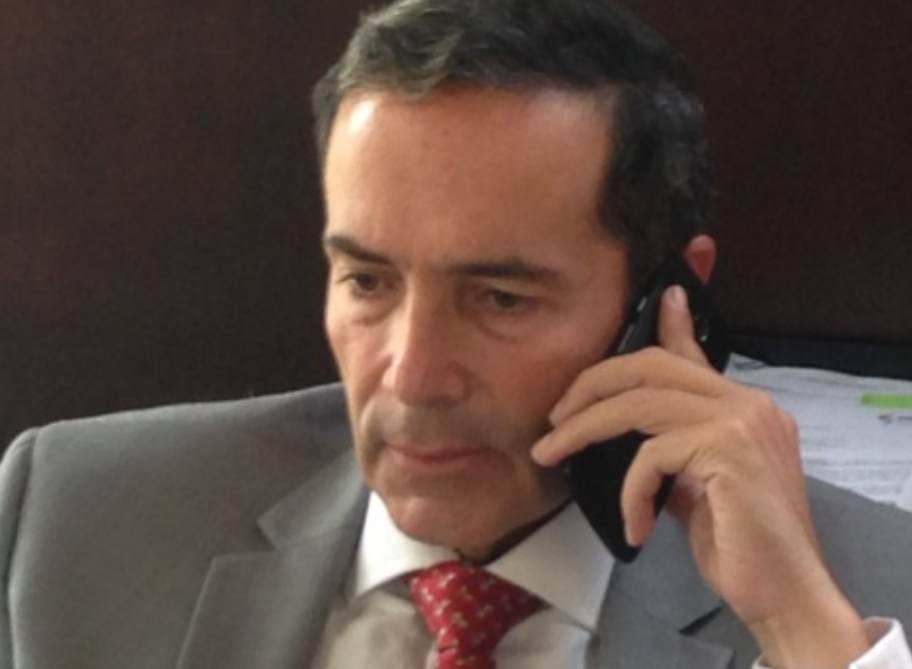 Frente Ciudadano y Embajador de Colombia