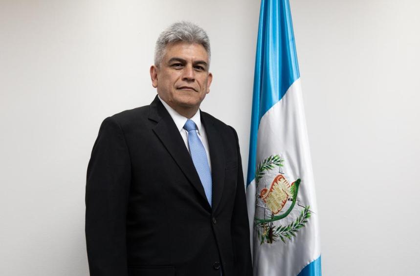 José Ramón Lam nuevo viceministro