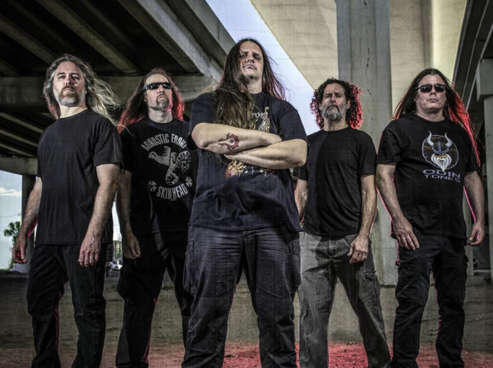 Cancelan concierto de Cannibal Corpse y Napalm Death