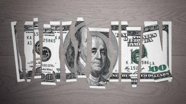 Niño Tritura dinero Utah Estados Unidos