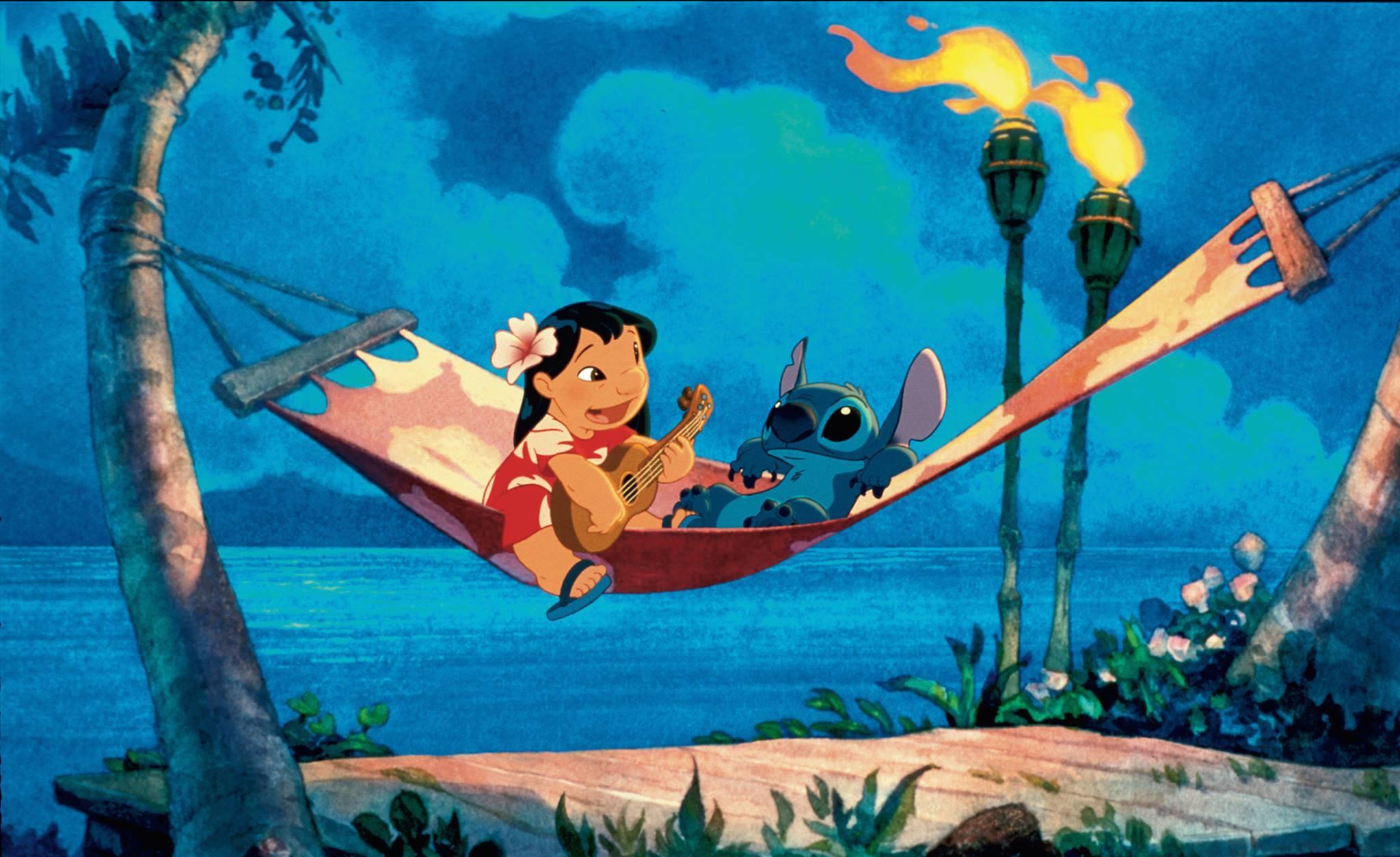 Disney Lilo & Stitch live action