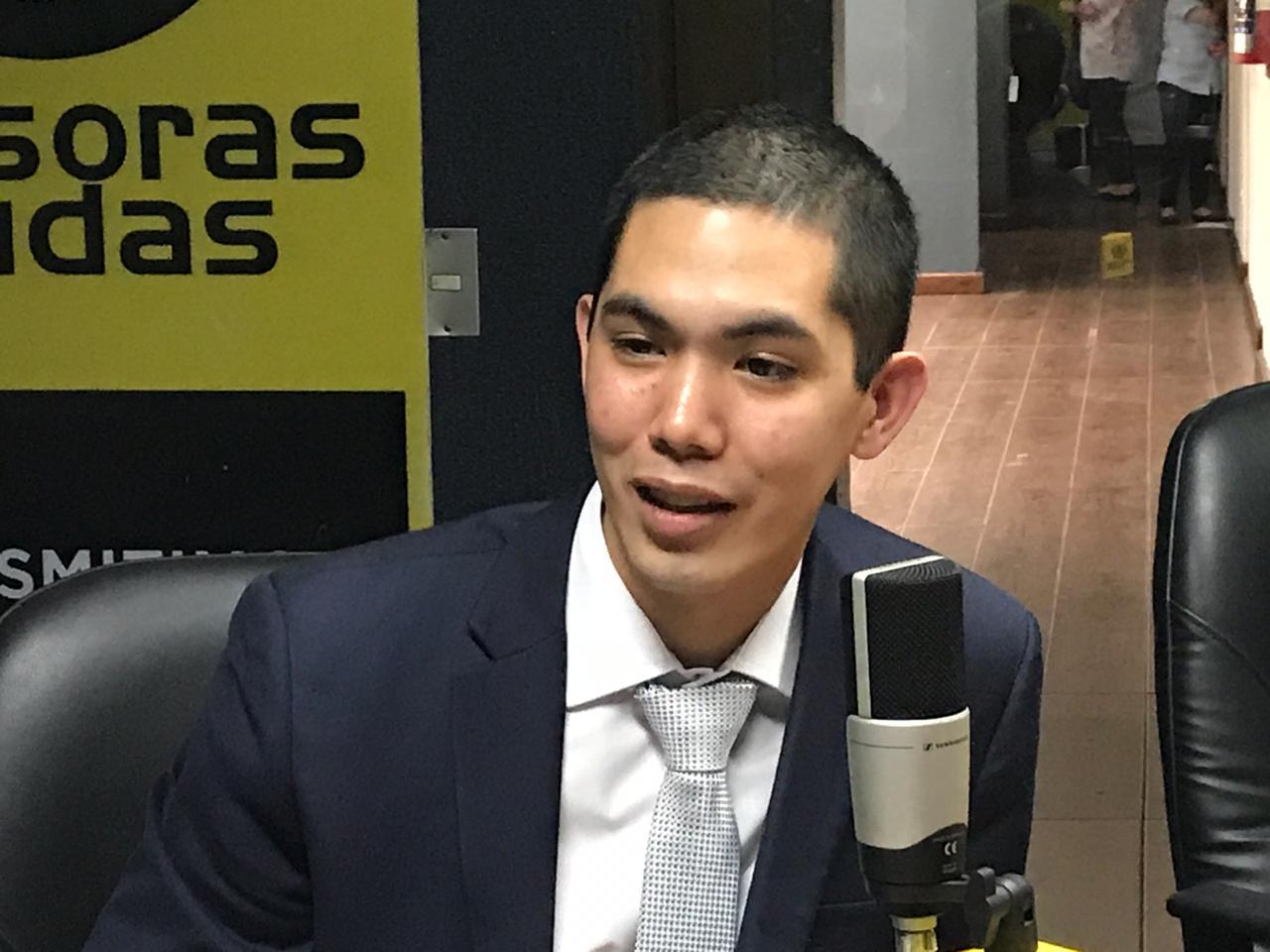 Alejandro Chang del Ministerio Público