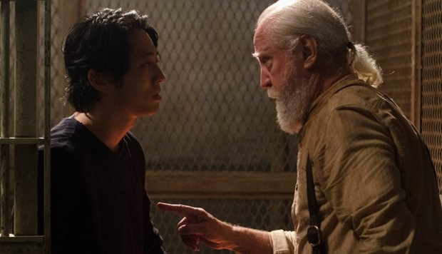 The Walking Dead Scott Wilson Capitán Billy Cupshaw