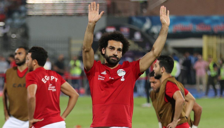 Mohamed Salah fútbol egipto