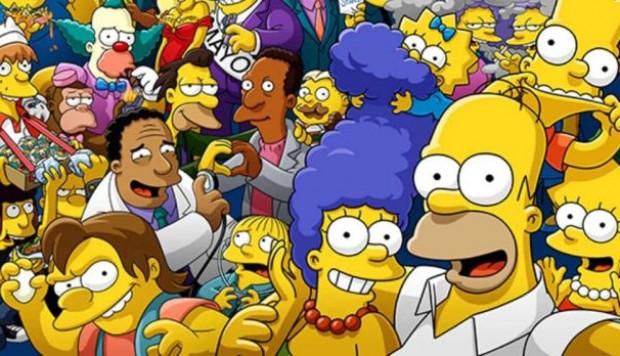 Apu Los Simpson Televisión