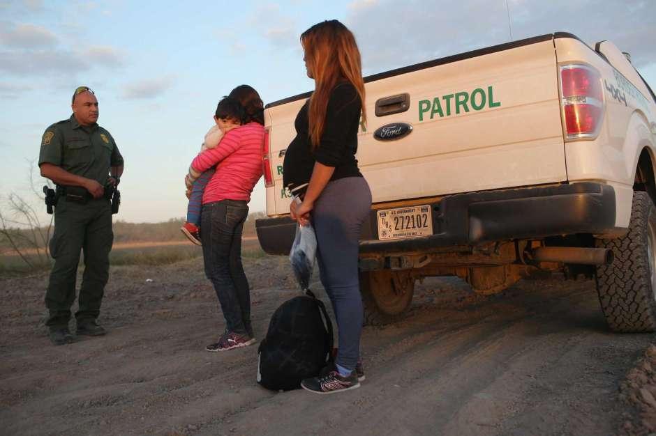 Guatemalteca inmigrante Yuma Arizona