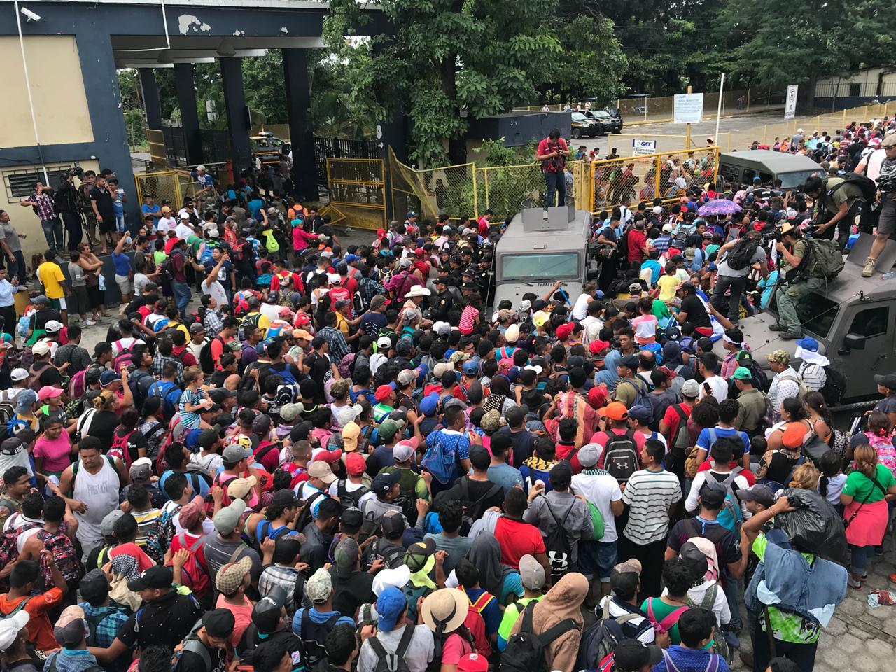 Emisoras Unidas con migrantes