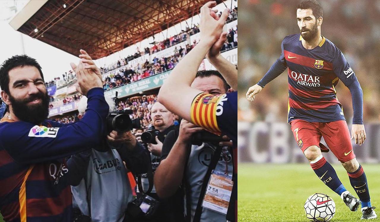 Arda Turan Basaksehir Turquía Barcelona Fútbol