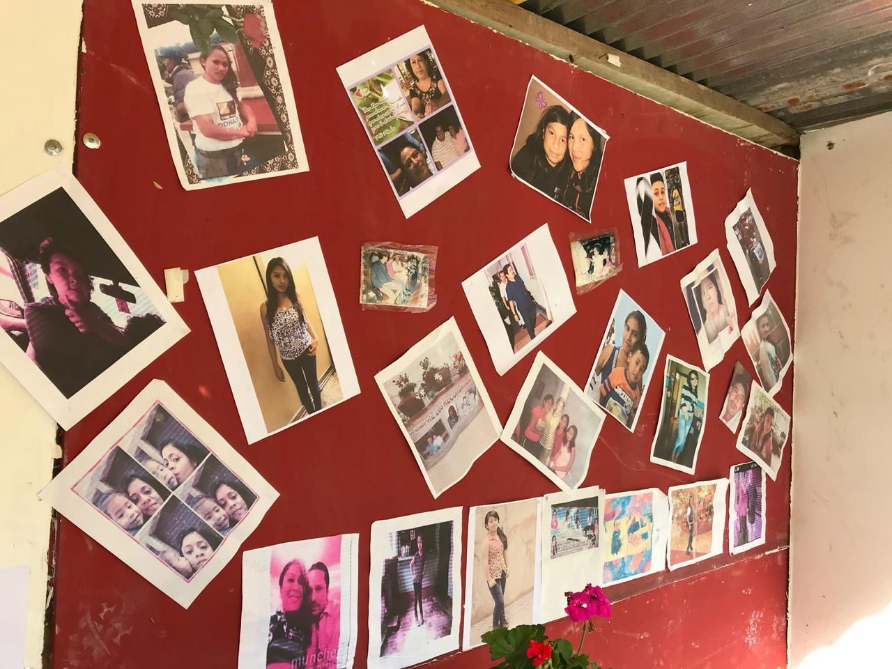 Sobrevivientes de la tragedia Cambray