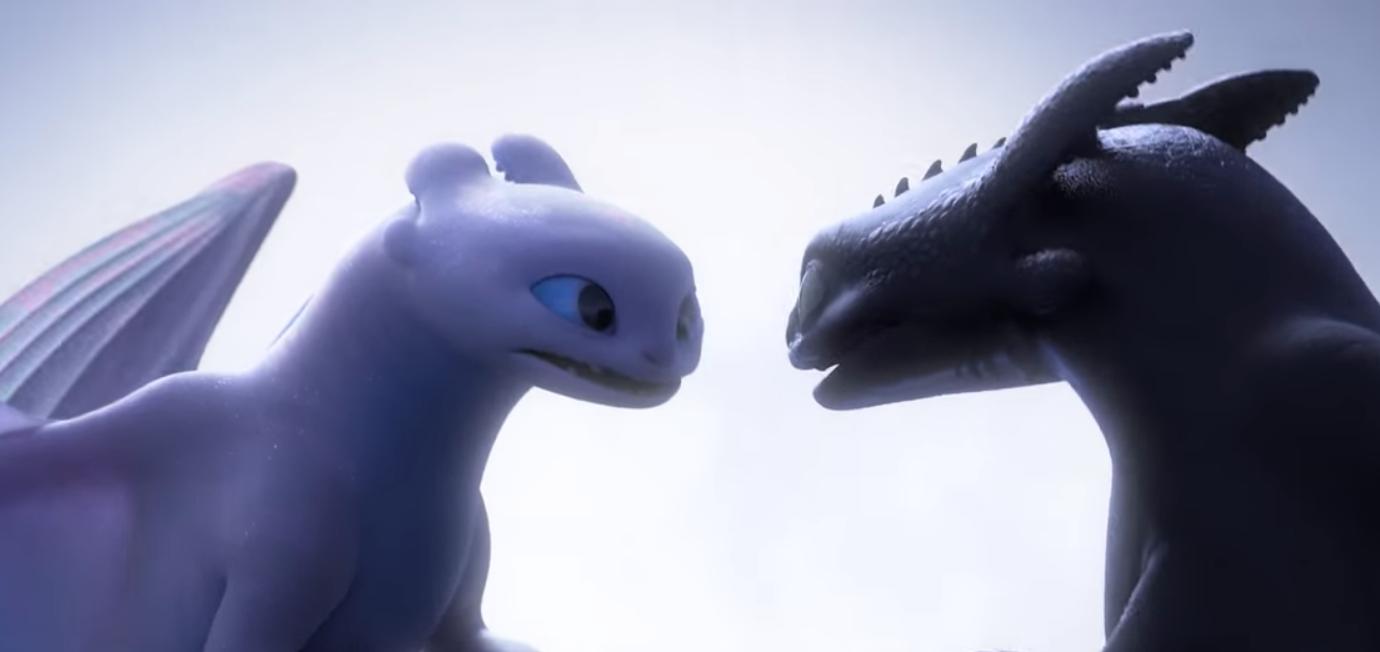 How To Train Your Dragon Cómo entrenar a tu dragón 3 tráiler