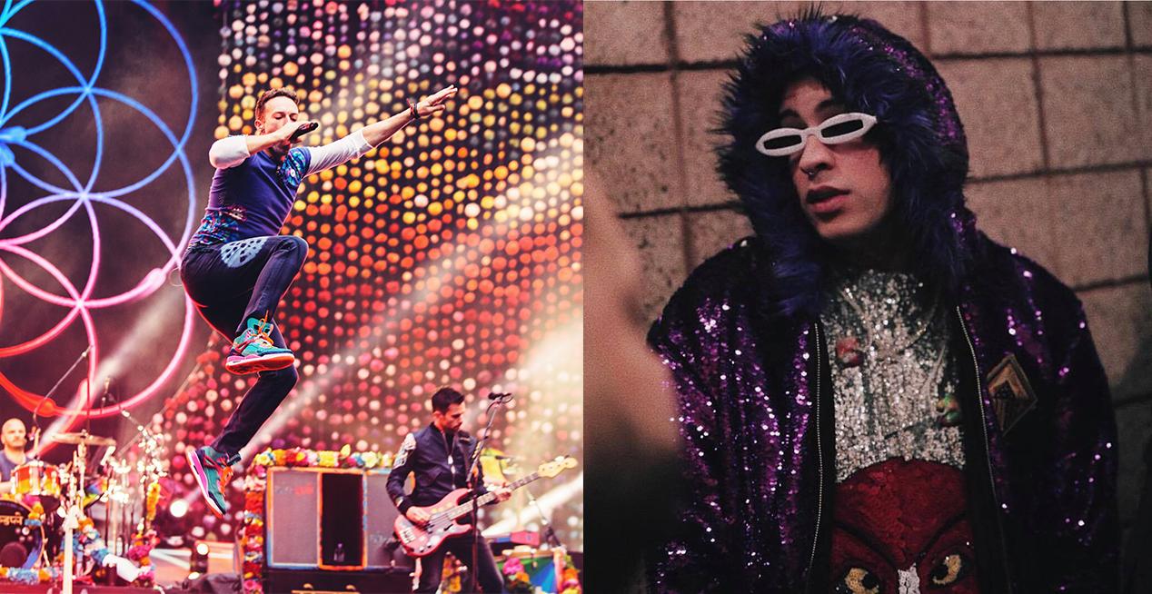 LaGrande Coldplay Bad Bunny The scientist Amorfoda