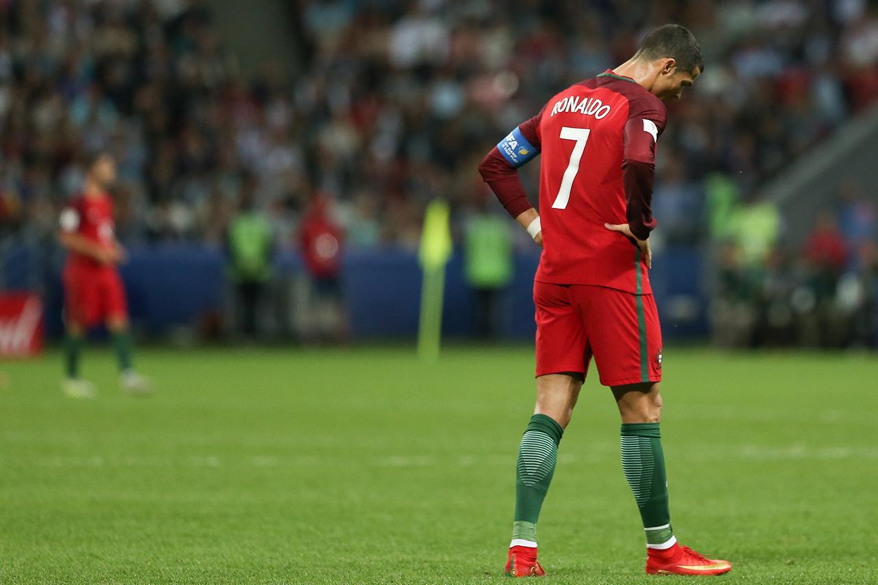 Cristiano Ronaldo CR7 Juventus Portugal acusación acoso sexual.