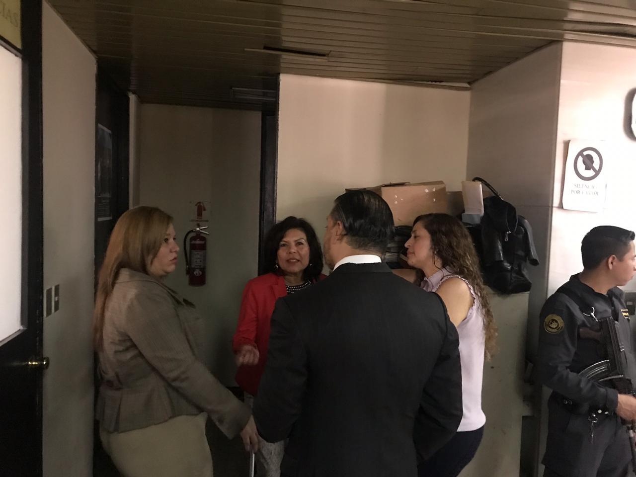 Reprograman audiencia contra ocho diputados de FCN Nación