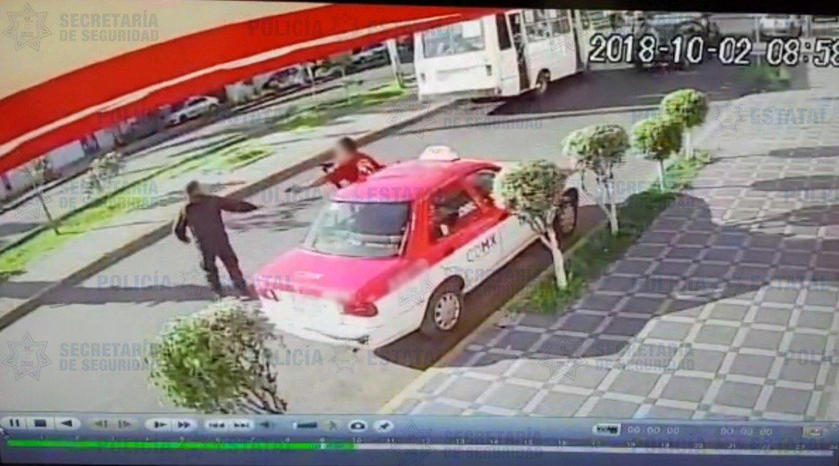 Desarma a Policía México