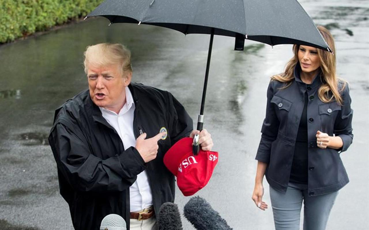 Donald Trump en Florida y Georgia