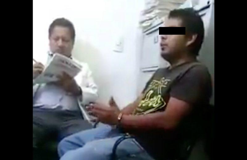Monstruo Ecatepec México confesión video