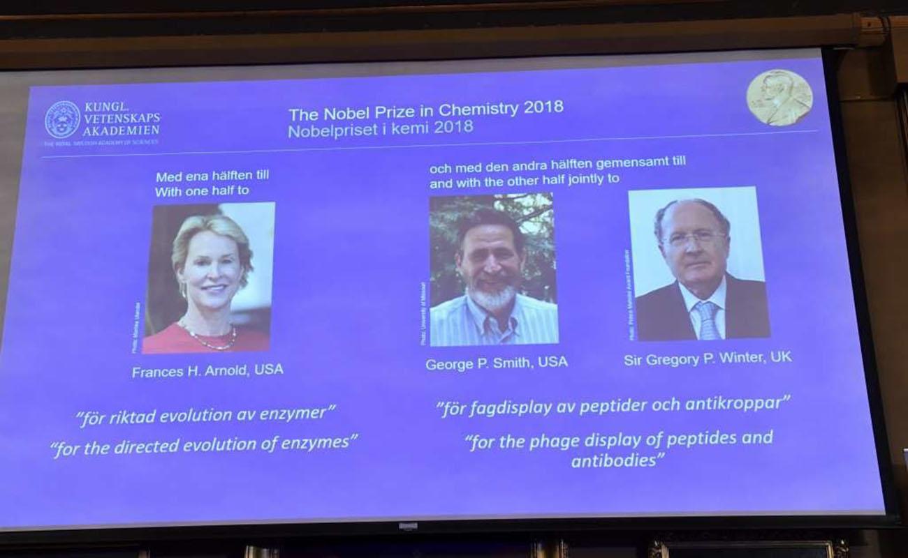 El Nobel de Química