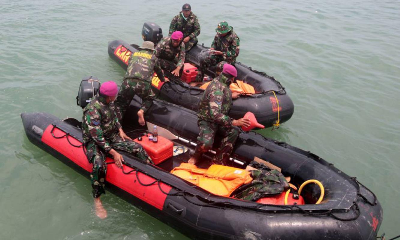 El ejército indonesio