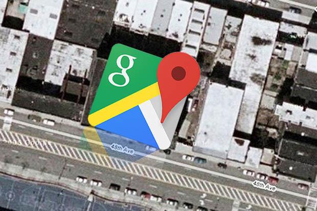 Google Maps propuesta detalle