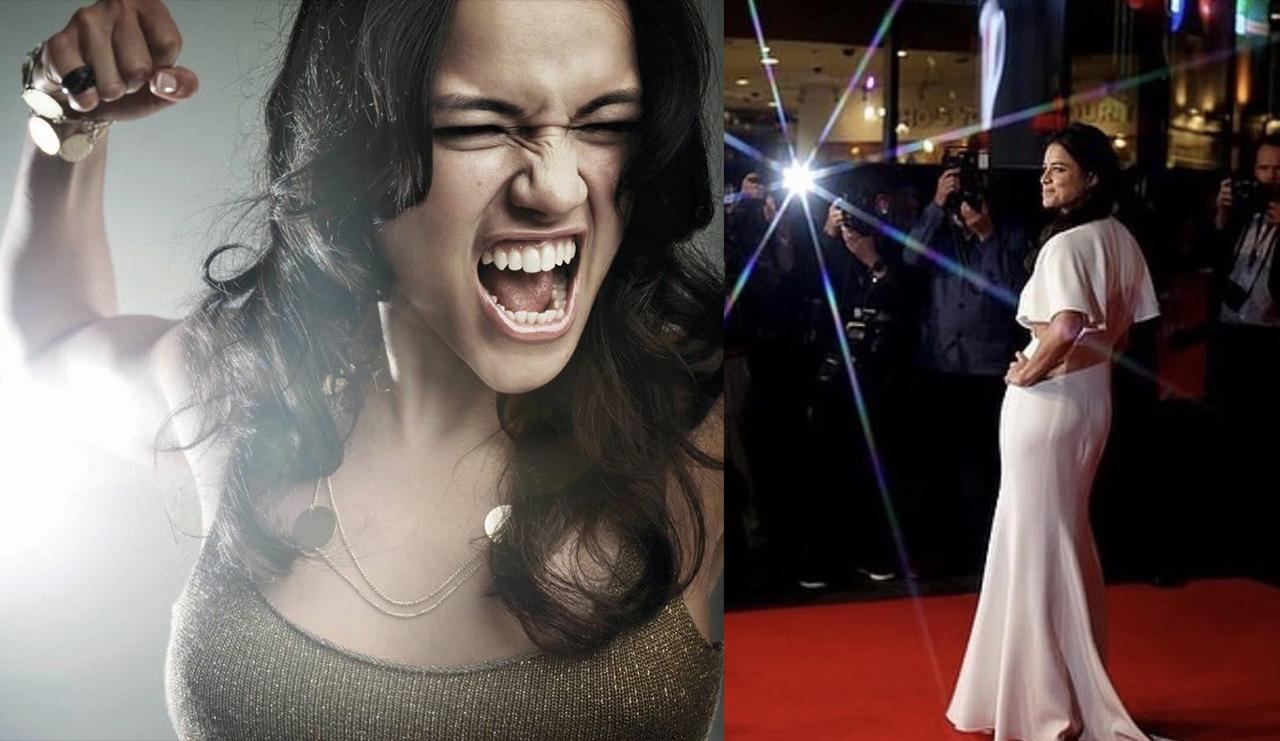 Michelle Rodriguez cine Widows