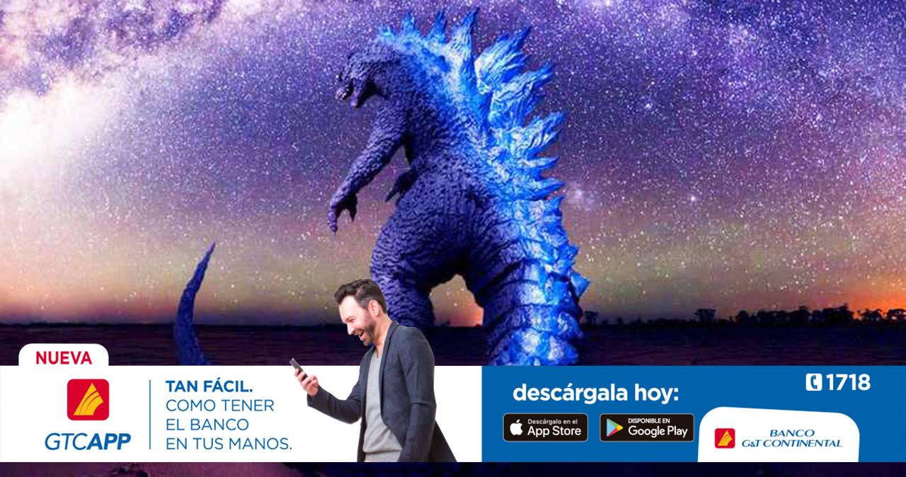 Nasa Constelación Godzilla Hulk