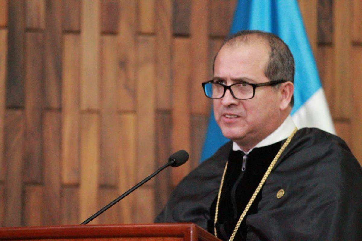 Nester Vásquez Pimentel el nuevo presidente del OJ