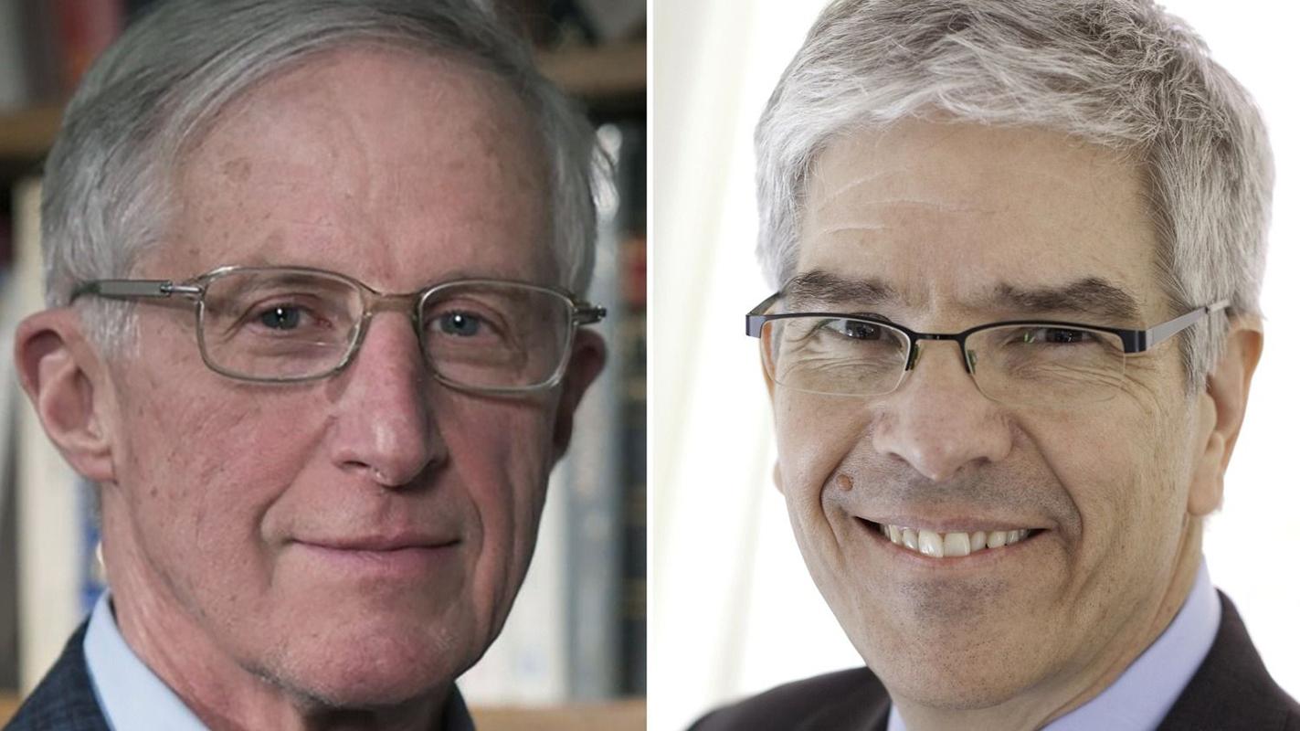 Nobel de Economía a dos estadounidenses
